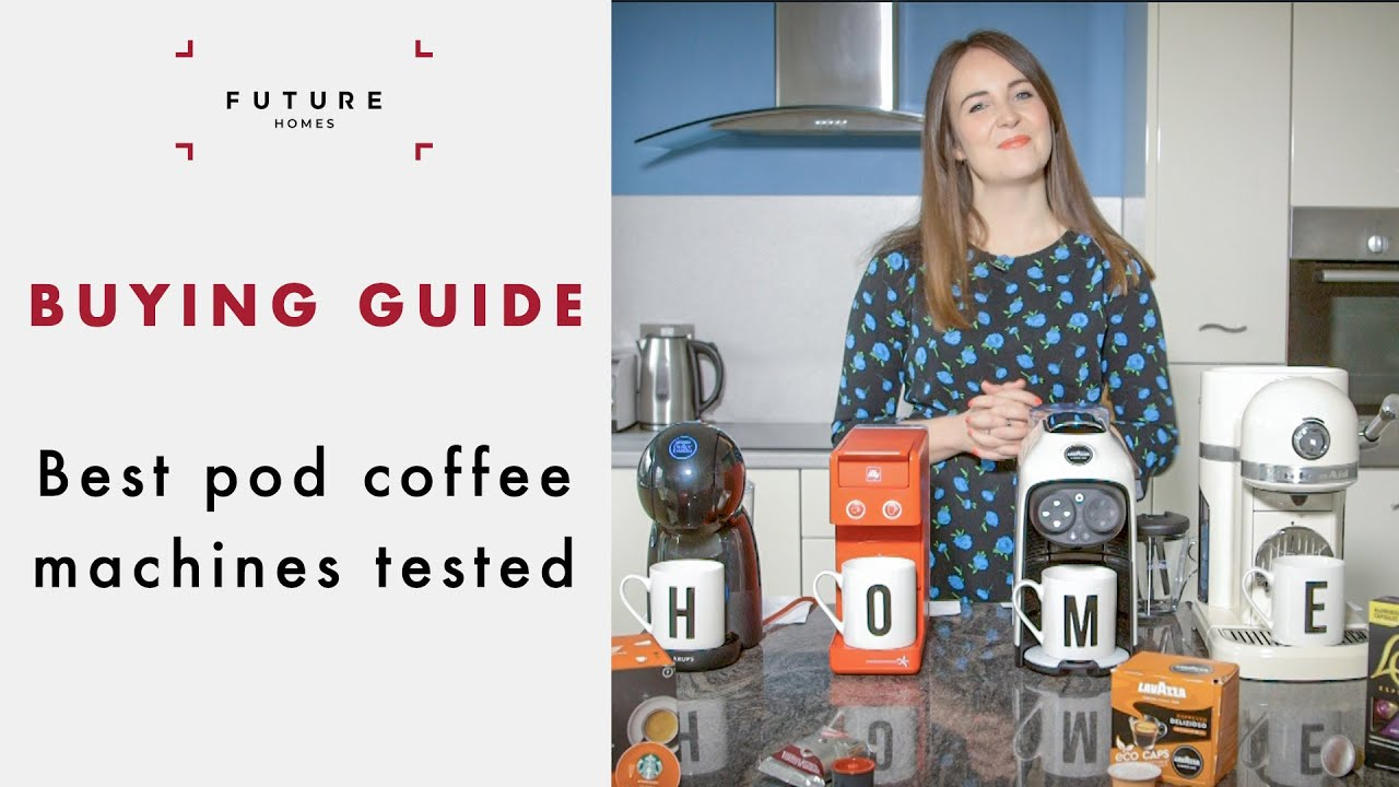 Pod coffee machines: 4 top brands put to the test